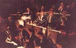 Dick Cully has successfully led a Big Band since 1982