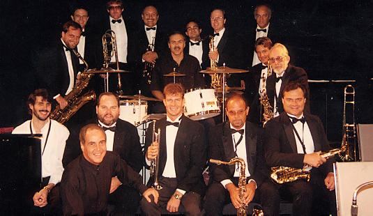 DICK CULLY and the SWING MACHINE BIG BAND